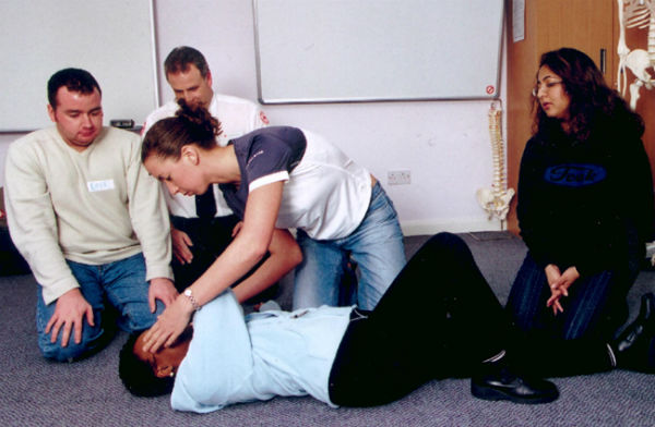 AHA BLS For Healthcare Providers CPR Training Milwaukee Wi