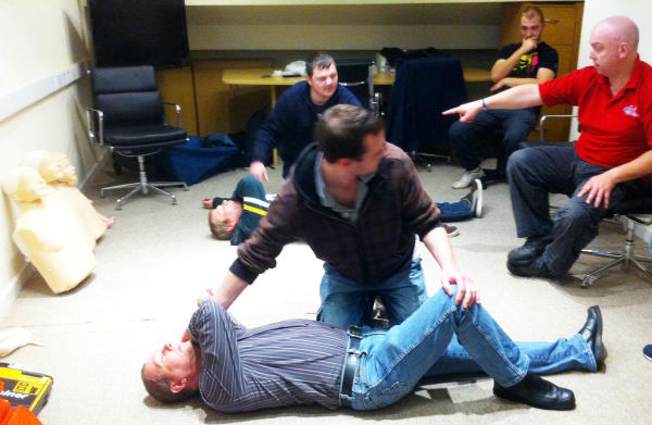 First Aid CPR Training Milwaukee Wi